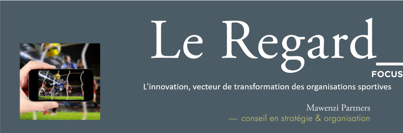 Innovation vecteur de transformation sportive